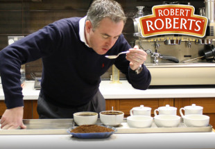 Robert Roberts Coffee Masterclass