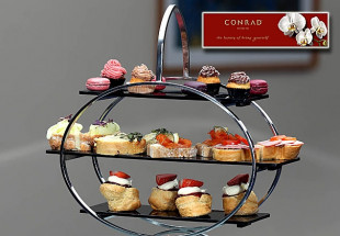 Afternoon Tea at the Conrad Hotel