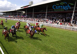 €100 gift voucher for The Curragh Racecourse
