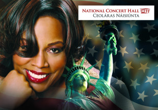 Dianne Reeves at the N.C.H. July 4th
