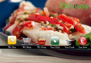 Dineasy - ten meals for two!