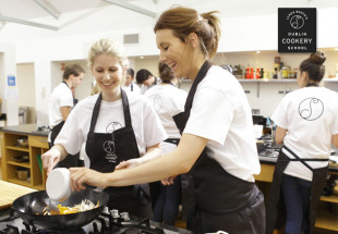 One day course at Dublin Cookery School