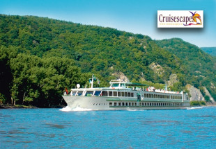 4 day luxury Danube cruise