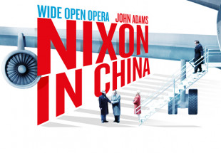 Ticket to Nixon in China the Opera at the BGET