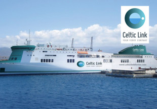 Celtic Link Ferry to France with cabin & vehicle
