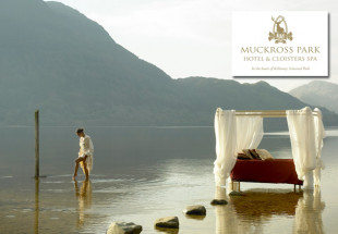 2 night luxurious stay at Muckross Park Hotel