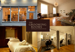 A gift for Father's Day at The Grooming Rooms