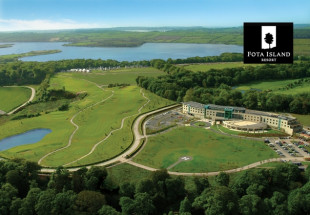2 night stay at the 5* Fota Island Resort Hotel