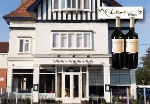 McCabes Wines plus lunch at The Gables