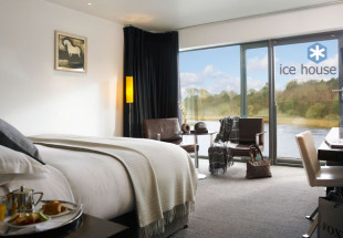 Two night  stay at the Ice House Hotel, Mayo