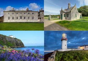 Weekend stay for 2 from the Irish Landmark Trust