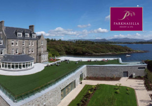 Parknasilla Hotel & Resort, Sneem, Co. Kerry.