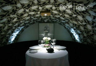 €60 lunch voucher for Pearl Brasserie