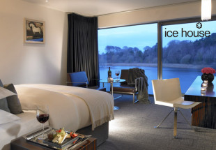 Romantic break for two at the Ice House Hotel