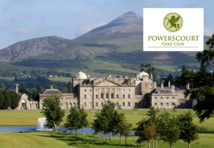 Powerscourt Golf Offer with lunch