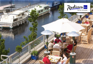 2 nights B&B with dinner at Radisson, Athlone