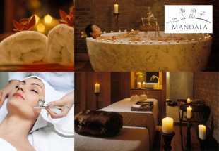 Enjoy a pamper package at Mandala Day Spa