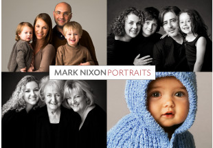 Family Photo Shoot from Mark Nixon Photographer.
