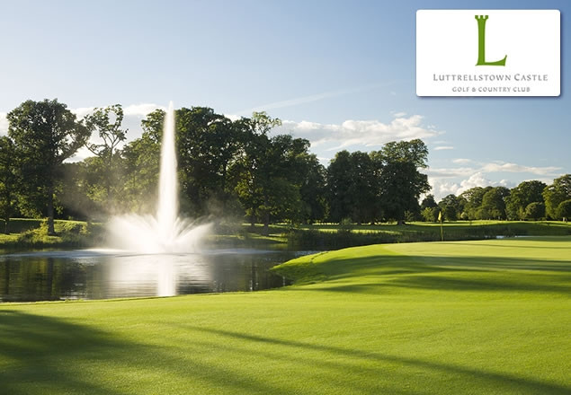 Golf and lunch for 2 at Luttrellstown Golf Club