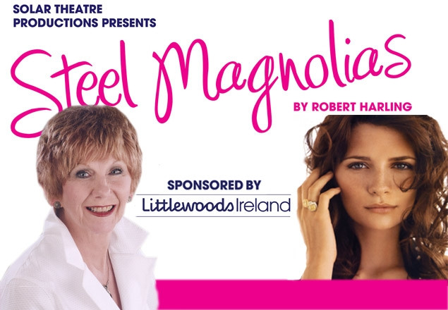 Ticket to Steel Magnolias at The Gaiety Theatre