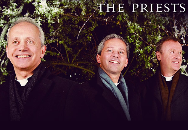 Tickets to Christmas with The Priests