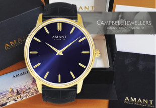Atlantis Gents Watch from Campbells Jewellers