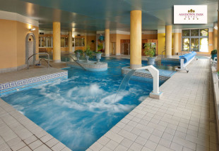 Two night stay at the Ashdown Park Hotel