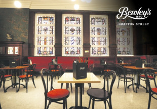 Bewley's tour with breakfast and Pat Liddy tours