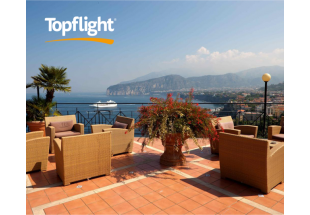 Experience spectacular Sorrento with Topflight