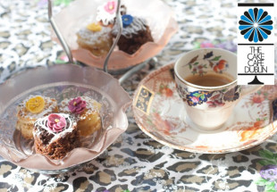 Afternoon tea for 2 at the Cake Cafe