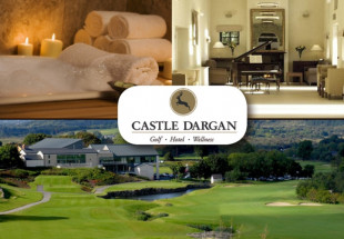 2 night stay at the Castle Dargan Hotel for two