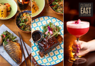 Five-course menu with wine for two only €89