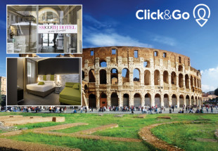 3 night trip to Rome with Click and Go