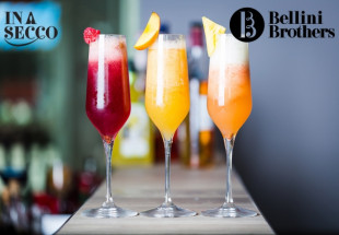 Cocktail party for 10 with Bellini Brothers