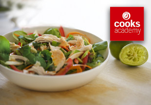 €99 Weekend Workshop with apron at Cooks Academy