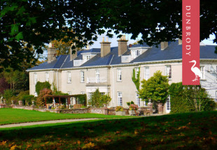 €150 voucher to use at Dunbrody House Hotel