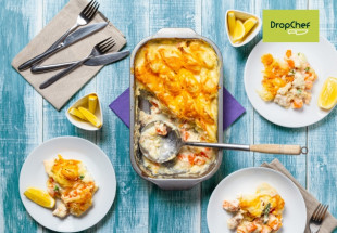 4 person Family Plan from DropChef