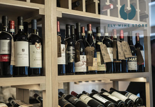 12 bottles of great wine from Ely