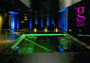 Spa experience at the g Hotel