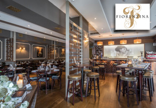 Meal for two at Fiorentina Restaurant