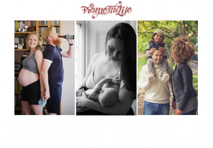 Family Photoshoot from Frame my Life