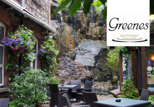 5 course tasting lunch at Greenes, Cork