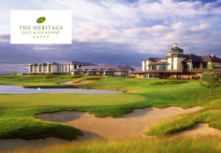 5* Escape for 2 at The Heritage Resort