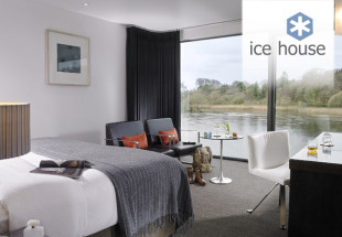 1 night Ice House stay for 2 €199