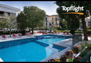 7 nights for 2 in Sorrento on 15th July 2018
