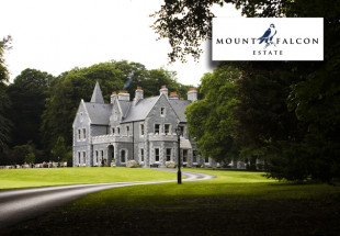 2 night stay for 2 at Mount Falcon Estate.