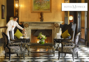 Afternoon Tea for two at Hotel Meyrick