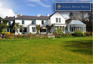 Two night stay in Cashel House Hotel