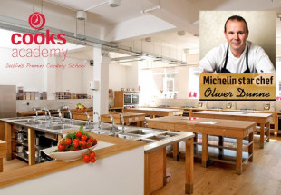Masterclass with Michelin Star Chef Oliver Dunne