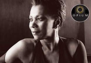 Tickets for Carmen Lundy and dinner in Opium